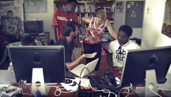 iMacs in Maputo
